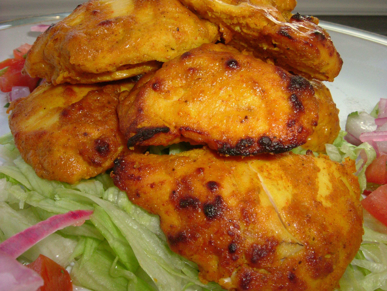 Chicken Tikka – The Glutton's Kitchen