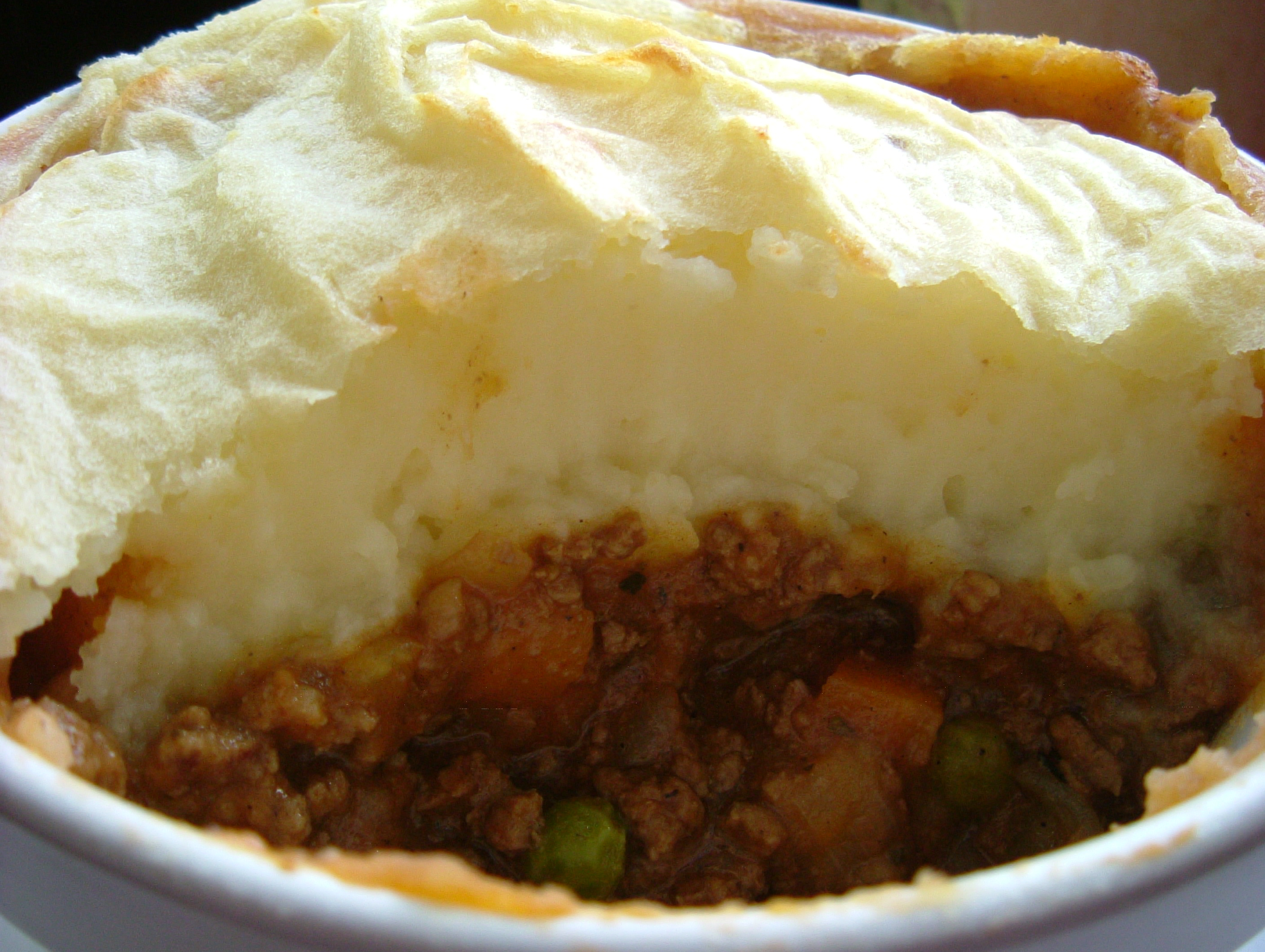 Cottage Pie – The Glutton's Kitchen